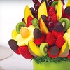 $10 for Box of Chocolate-Dipped Fruit