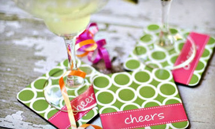 The Monogrammed Martini - Midlothian: $15 for $30 Worth of Accessories and Personalized Gifts at The Monogrammed Martini in Midlothian