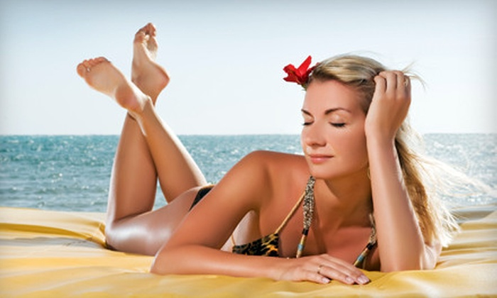 Body Glow Tanning Spa - Fall Creek: $49 for a One-Month VIP Membership at Body Glow Tanning Spa in Humble ($150 Value)