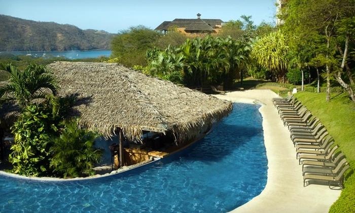 Villas Sol Hotel & Beach Resort - Carillo: Three- or Four-Night All-Inclusive Stay for Two in a Standard Room at Villas Sol Hotel & Beach Resort in Costa Rica