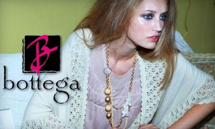 Bottega Clothing Gallery - Billings: $50 for $100 Worth of Boutique Apparel at Bottega Clothing Gallery