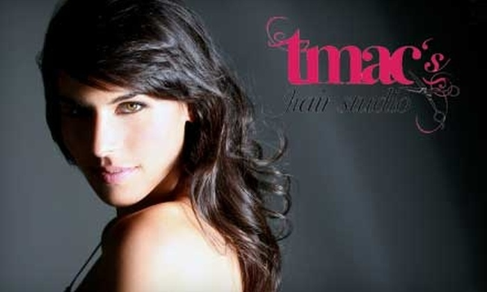 TMAC'S Hair Studio - Carlen: $40 for $100 Worth of Services at TMAC's Hair Studio