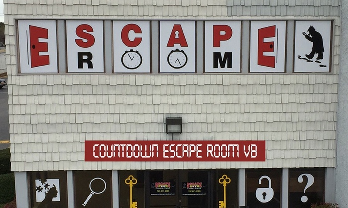 Countdown Escape Room Virginia Beach