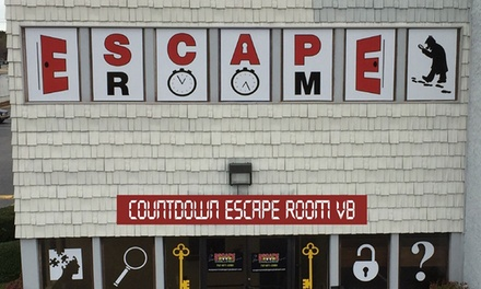 Groupon Virginia Beach Escape Room