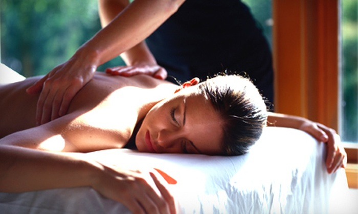 Cote d'Azur - South Arroyo: $79 for a Restorative-Massage Experience at Cote d'Azur in Pasadena ($165 Value)