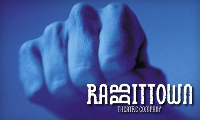 "Rabbittown Theatre Company - Central St. John's: $10 for One Ticket to ""The Fights"" at Rabbittown Theatre Company ($20 Value). Choose From Four Dates."