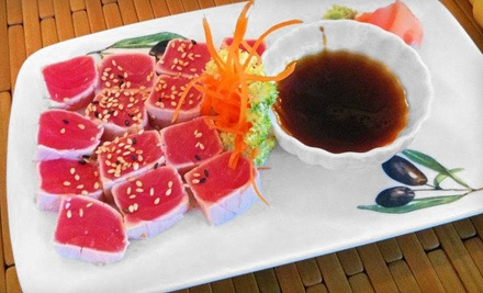 $25 Groupon to The Queen & I Thai Restaurant - The Queen & I Thai Restaurant in St. Petersburg