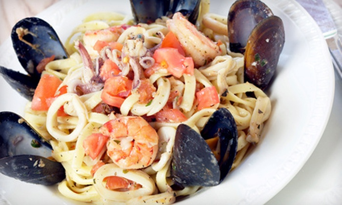 Coastal Waters Restaurant & Pub - Ingonish: Dinner for Two, Four or Six at Coastal Waters Restaurant & Pub in Ingonish