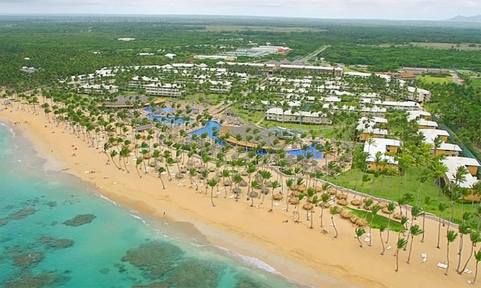 All Inclusive Punta Cana Vacation With Air From Travel By Jen