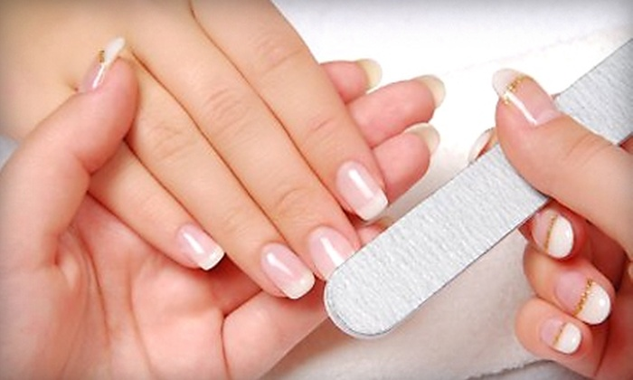 L'AryOla Salon European Spa - West Bloomfield: $21 for Shellac Manicure and Oil Treatment ($42 Value) or $65 for a Deluxe Facial ($205 Value) at L'AryOla Salon European Spa in West Bloomfield