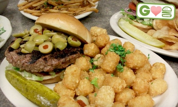 The Ace Bar - Chicago: $12 for $25 Worth of Burgers, Beer, and More at The Ace Bar