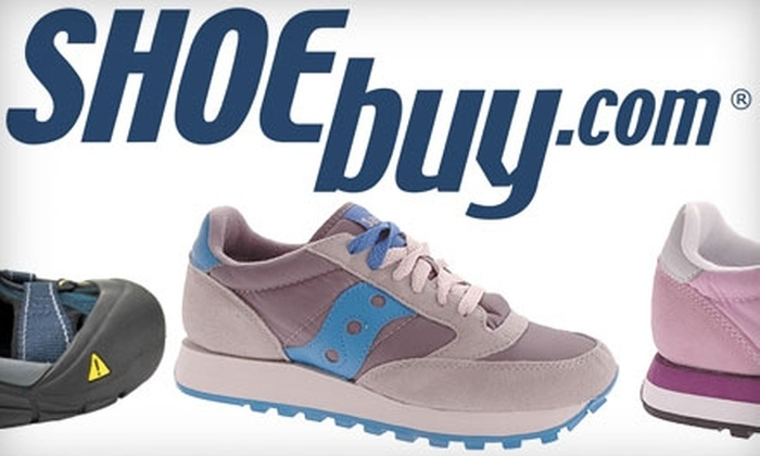 Shoebuy.com: $15 for $30 Worth of Shoes, Apparel, and More from Shoebuy.com