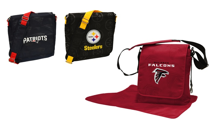 Up To 60 Off On NFL Messenger Bag