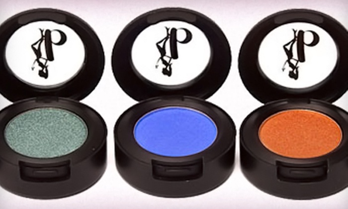 Be a Bombshell Cosmetics: $30 for $60 Worth of Makeup from Be a Bombshell Cosmetics