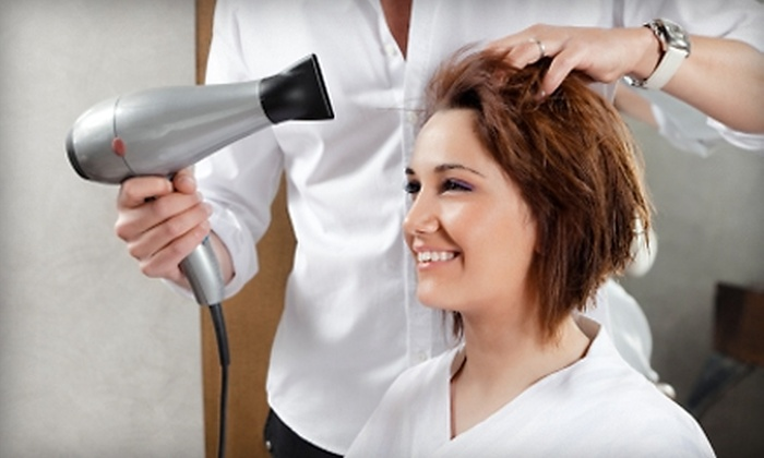Creative Shears - Wake Forest: $65 for a Haircut and Partial Highlights at Creative Shears in Wake Forest ($130 Value)
