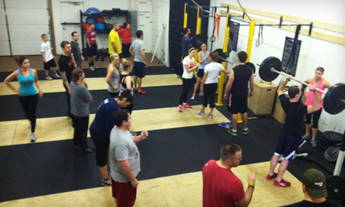 Inner Strength CrossFit - I69-Fall Creek: $59 for Six Fundamental Classes and Six Drop-In Classes at Inner Strength CrossFit ($219 Value)