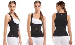 Women's Waist Trainer Belt with Bonus Thermal Camisole Vest at Women's Waist Trainer Belt with Bonus Thermal Camisole Vest, plus 6.0% Cash Back from Ebates.