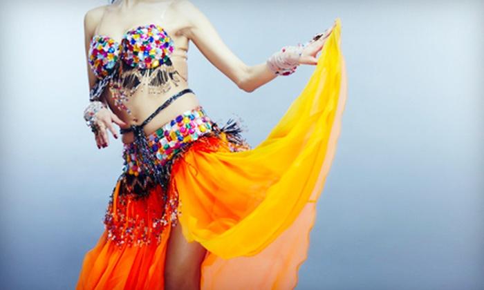 Xanadu Dance Studio - Xanadu Dance Studio: Four Belly-Dancing Classes or Twice-Weekly Belly-Dancing Classes for One Month at Xanadu Dance Studio (Up to 61% Off)