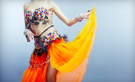 Four 1-Hour Belly-Dancing Classes (a $28 value) - Xanadu Dance Studio in Tucson