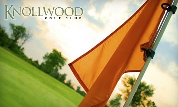 Knollwood Golf Club - Multiple Locations: $60 for 18 Holes of Golf for Two and Cart Rental at Knollwood Golf Club in Ancaster (Up to $134 Value)