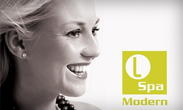 L-Spa Modern  - Fort Wayne: $27 for a Rejuvenating, Anti-Aging Photo Facial at L-Spa Modern ($80 Value)