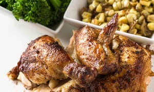 Up to 47% Off American Food at Zea Rotisserie & Grill  at Zea Rotisserie & Grill, plus 9.0% Cash Back from Ebates.