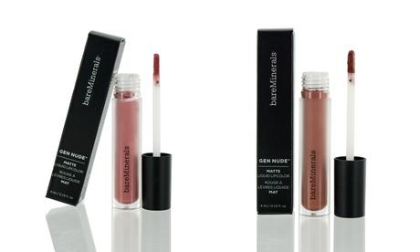 bareMinerals Gen Nude Matte Liquid Lipstick (0.13 Oz.) e0b1d3ba-5519-11e7-9aea-00259060b5da