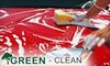 Green Clean Express Car Wash - Northwest Torrance: $79 for a Brazilian Buff-Out Detail ($159 Value) or $15 for a Hand Wax ($29 Value) at Green Clean Xpress Car Wash in Torrance