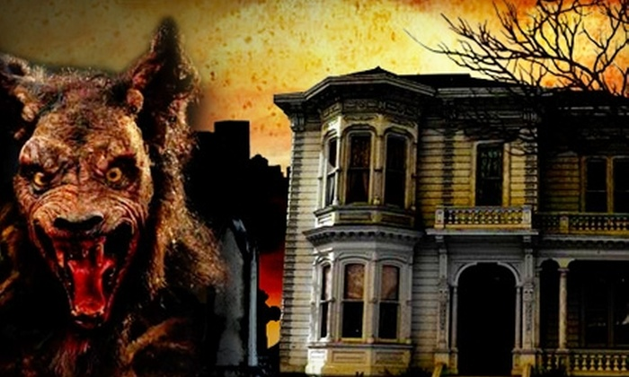 Field of Screams - Olney: $32 for an All-Inclusive Haunted-House Outing at Field of Screams in Olney ($65 Value)