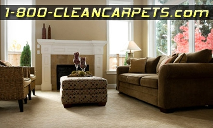1-800-cleancarpets.com - North Royalton: $60 for $120 Worth of Tile-, Carpet-, or Upholstery-Cleaning Services from 1-800-CleanCarpets.com