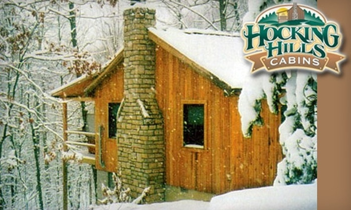 Hocking Hills Cabins - Falls: $50 for $105 Gift Card at Hocking Hills Cabins