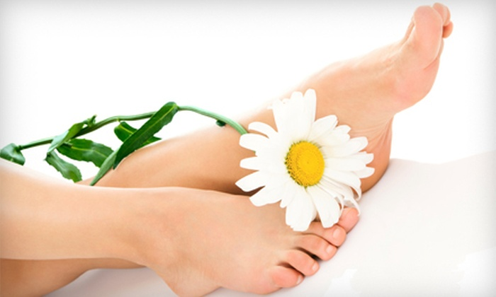 ClearNailz - Fort Worth: $50 for $500 Toward Toenail Fungus Removal Package at ClearNailz
