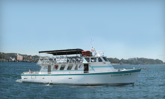 OceanQuest - Woods Hole: $25 for a 90-Minute Summer Hands-On Discovery Cruise for Two from OceanQuest (Up to $50 Value)