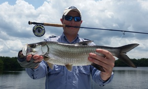 Serenity Fly: $390 for an Six-Hour Guided Fishing Trip from Serenity Fly ($650 Value)