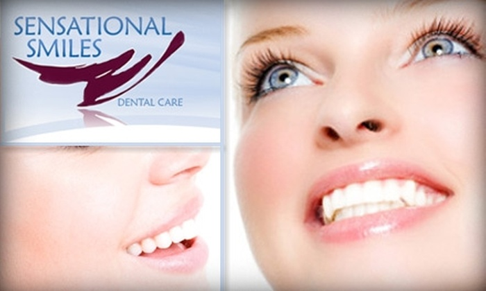 Sensational Smiles - Olde Orchard: $179 Zoom! Teeth Whitening at Sensational Smiles