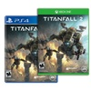 "Pre-Order: ""Titanfall 2"" with Wired Controller for Xbox One or PS4"