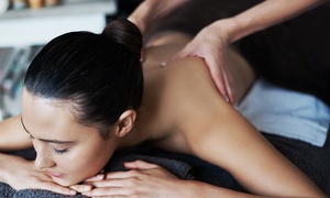 PureSun: 45-Minute  Full-Body Swedish or Aromatherapy Massage at PureSun (50% Off)