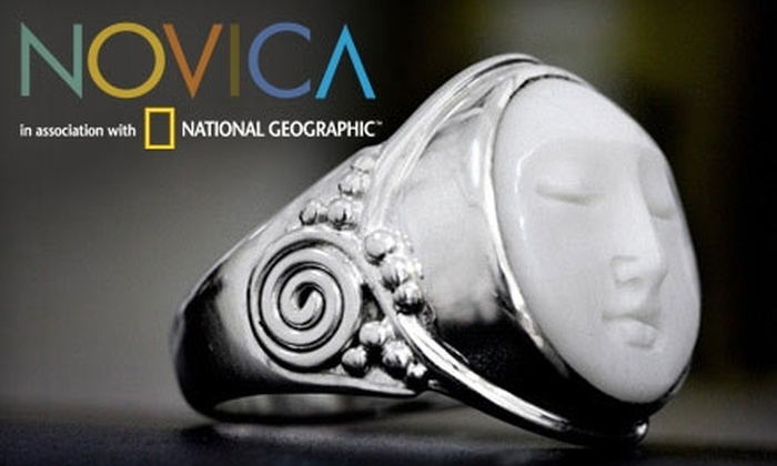 Novica: $30 for $60 Worth of Hand-Crafted Jewelry, Apparel, Home Decor, and More from Novica