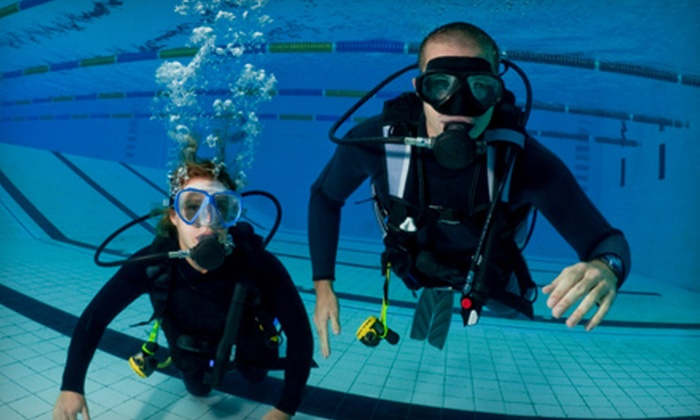 Dosil's - Port Monmouth: PADI Open Water Diver Certification Course or PADI Discover Scuba Course from Dosil's in Middletown (Up to 60% Off)