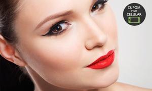 Fisioestetic - Unidade Wanel Ville: Maquiagem definitiva (sobrancelhas, olhos ou boca) na Fisio Estetic Wanel – Wanel Ville