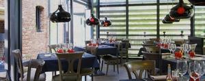 la Terrasse des Flandres BE: Menu en 2 ou 3 services au choix à la carte pour 2 ou 4 personnes dès 29,90 € au restaurant la Terrasse des Flandres