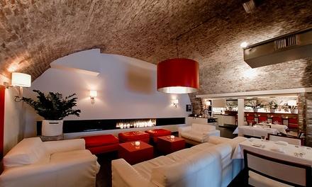 Maastricht: vijfgangendiner van de chef voor 2 tot 6 personen bij Harbour Club