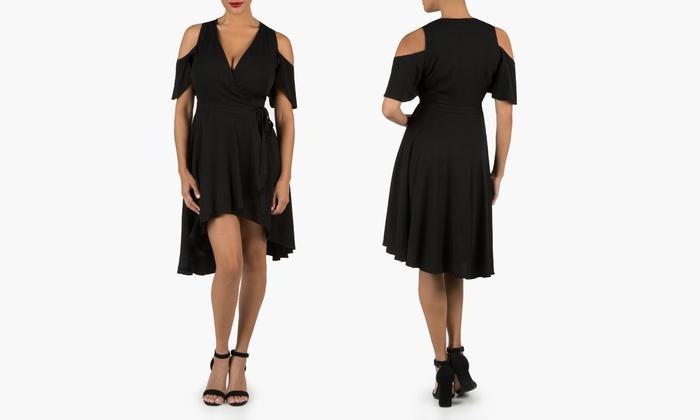 13abd882fb Women s Contemporary Little Black Dresses and Jumpsuits (Size S ...