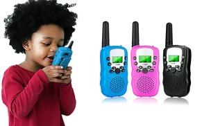 Talkies-walkies pour enfant
