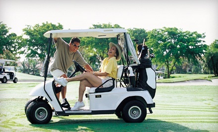 18-Hole Round of Golf with Cart at Paschal Golf Club (Half Off). Three Options Available.