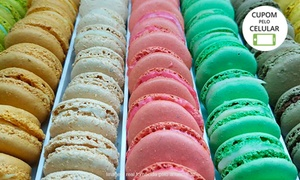 Bistrô DeliParis Café e Boulangerie: Bistrô DeliParis Café e Boulangerie – Vila Madalena: caixa com 12, 24 ou 36 macarons