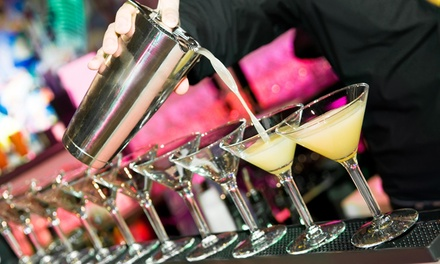 Choice of Four or Eight Cocktails or Beers at Rendezvous Casino (Up to 59% Off)