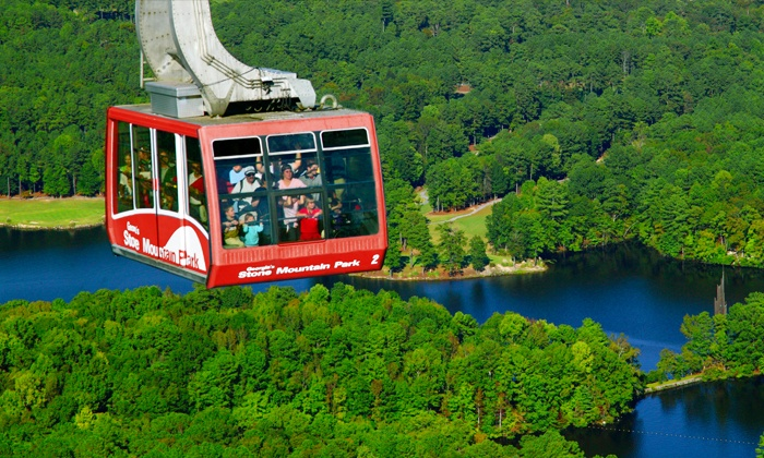 Stone Mountain Park in Atlanta - One-Day Adventure Pass Located on 3, acres of natural beauty, Stone Mountain Park features a wide variety of fun family activities and things to .