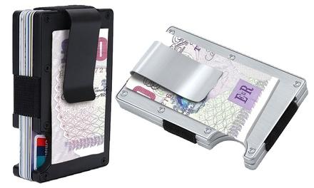RFID Blocking Steel Wallet