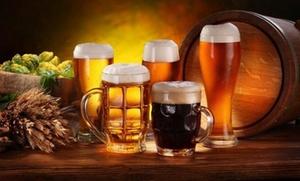 Licor Dei: Visita guidata al birrificio artigianale con degustazione, birre e liquori al Birrificio Licor Dei (sconto fino a 61%)